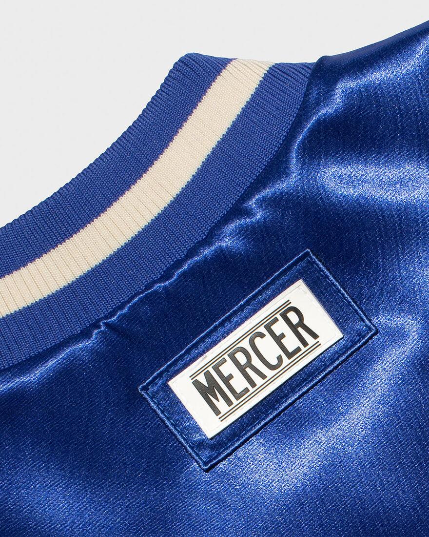 The Mercer Varsity Party, Blue, hi-res
