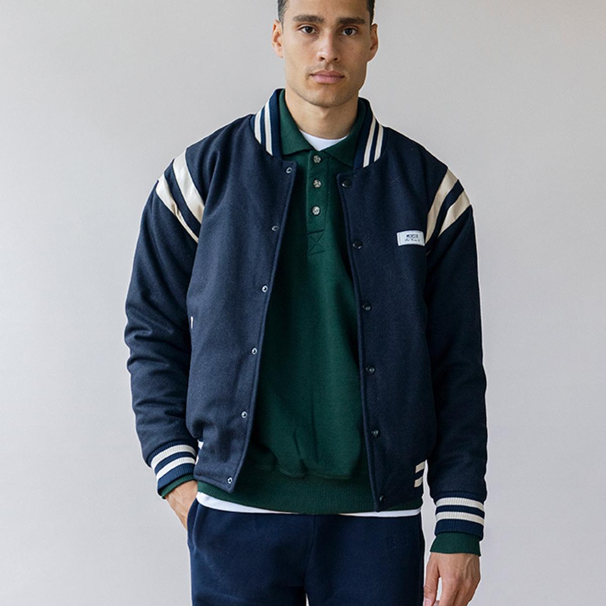 Mercer Varsity Jackets