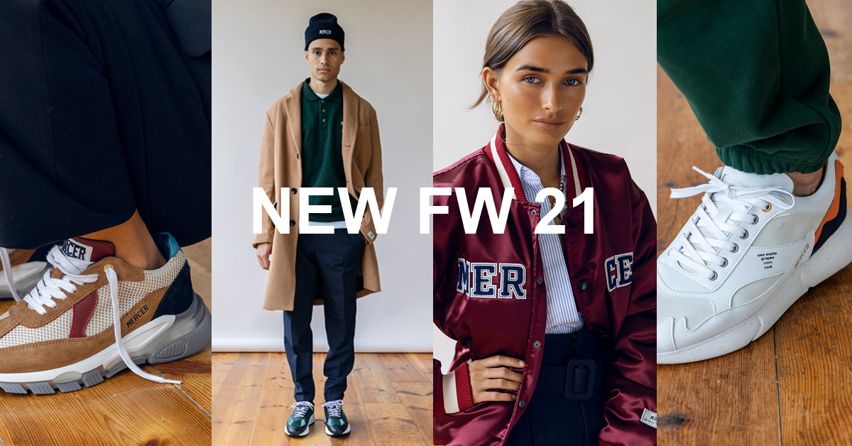 Mercer New Fall Winter 2021 Collection